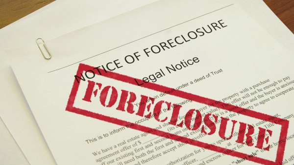 Foreclosure and Relief Scam